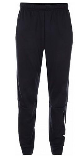 Штаны мужские Nike Dry Pant Taper Fleece black/white
