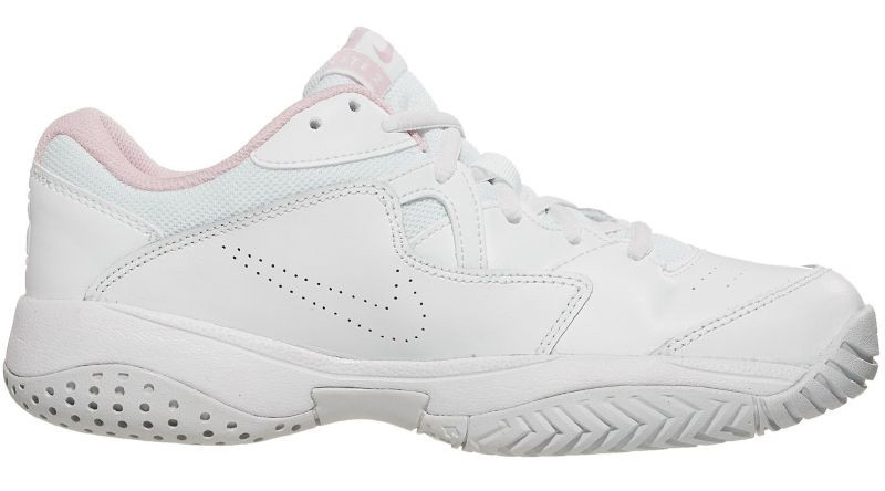 Теннисные кроссовки женские Nike Court Lite 2 white/photon dust/pink foam