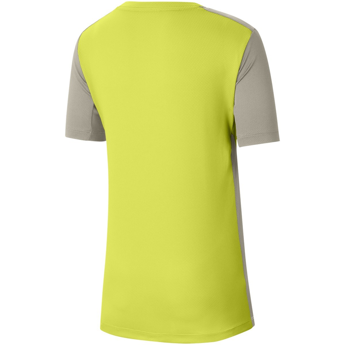 Теннисная футболка детская Nike Instacool Sleeve Training Top volt/stone