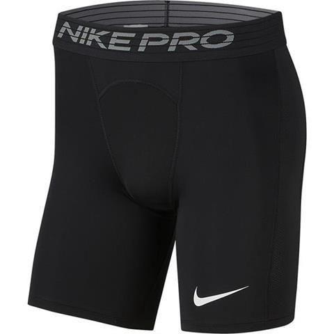 Термошорты мужские Nike Pro Training Shorts black/grey