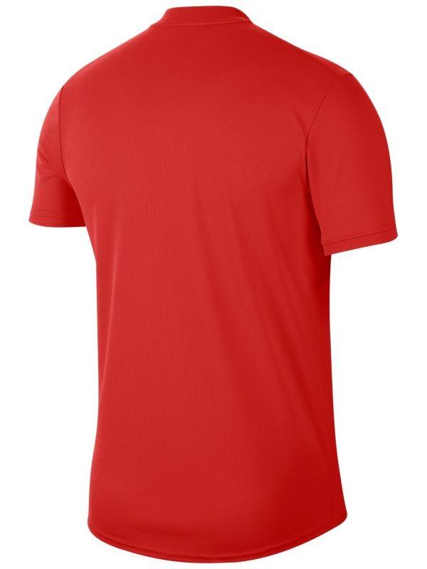 Теннисная футболка мужская Nike Court Dry Blade Polo habanero red/habanero red/white