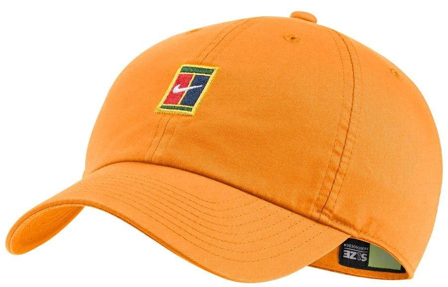 Теннисная кепка Nike H86 Court Logo Cap sundial