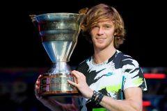 Андрій Рубльов здобуває четвертий титул в сезоні
