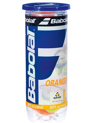 Мячи для тенниса Babolat Orange 3-Ball