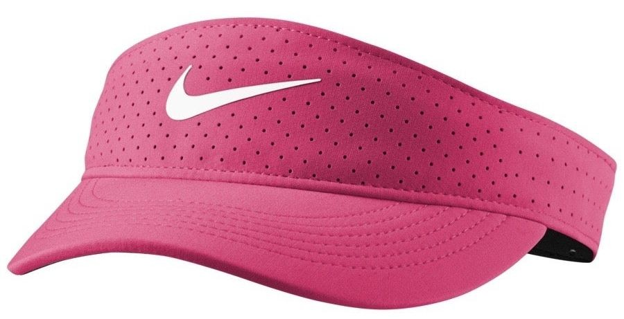 Козырек Nike Court Womens Advantage Visor vivid pink