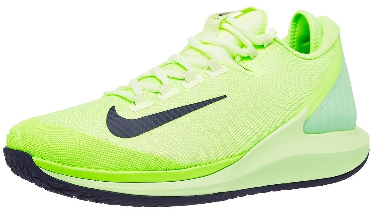 Теннисные кроссовки мужские Nike Court Air Zoom Zero ghost green/blackened blue