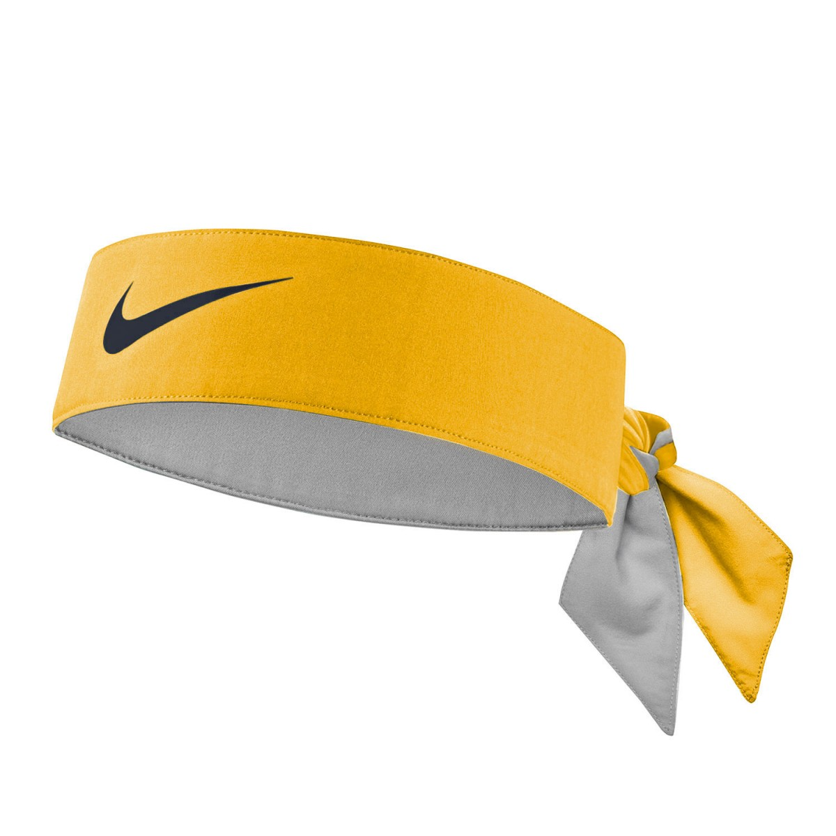 Бандана Nike Dry Tennis Headband laser orange/black