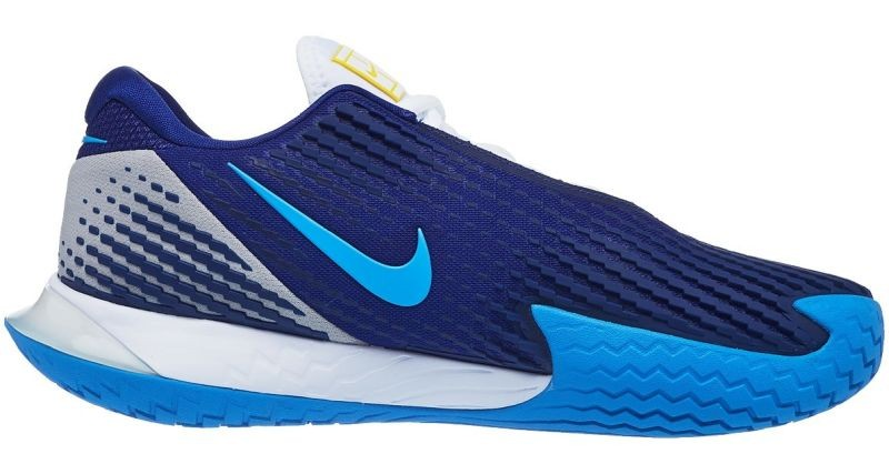 Теннисные кроссовки мужские Nike Air Zoom Vapor Cage 4 deep royal blue/coast/white