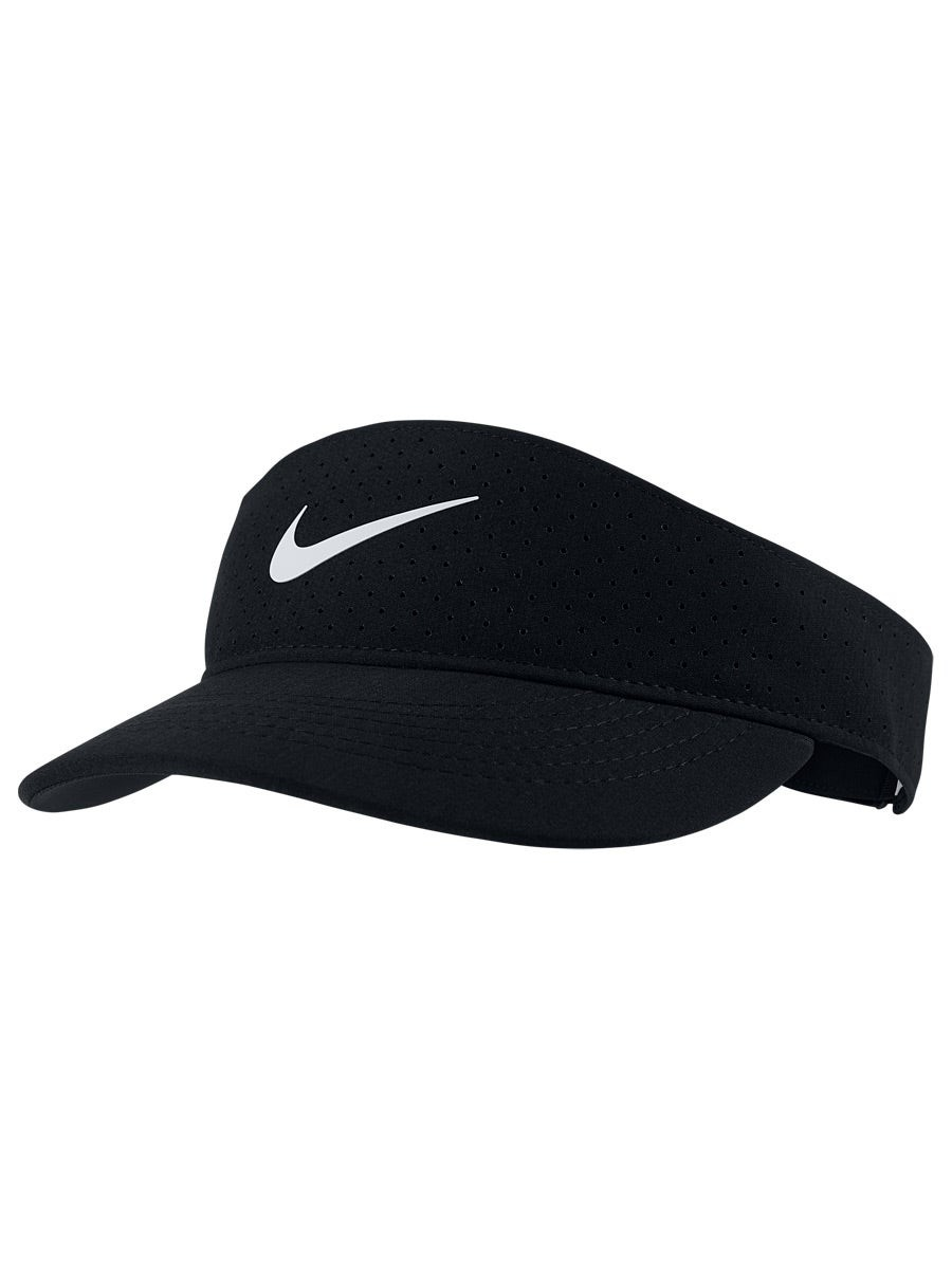 Козырек Nike Court Womens Advantage Visor black/white