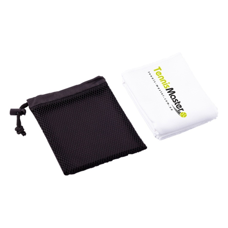 Полотенце TennisMaster Medium Towel White