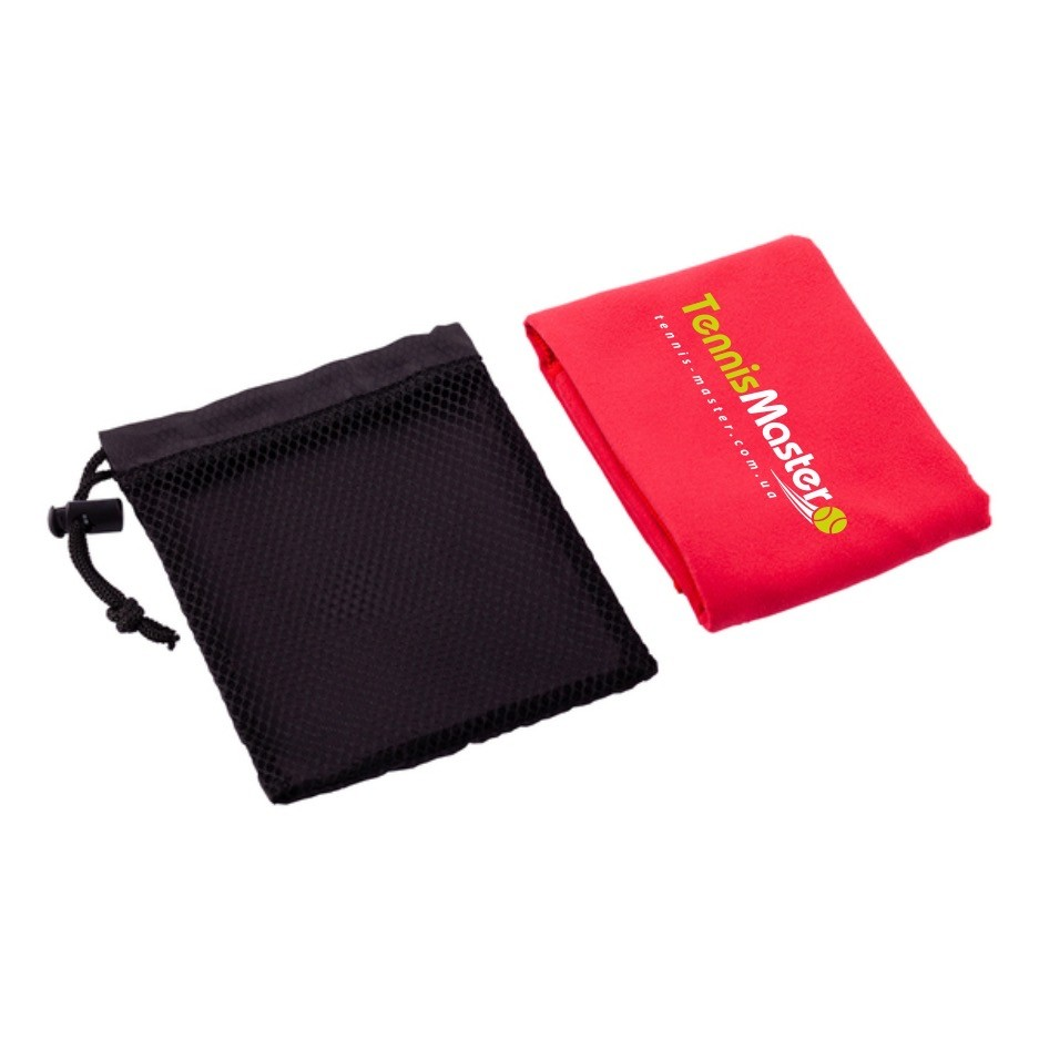Полотенце TennisMaster Medium Towel Red