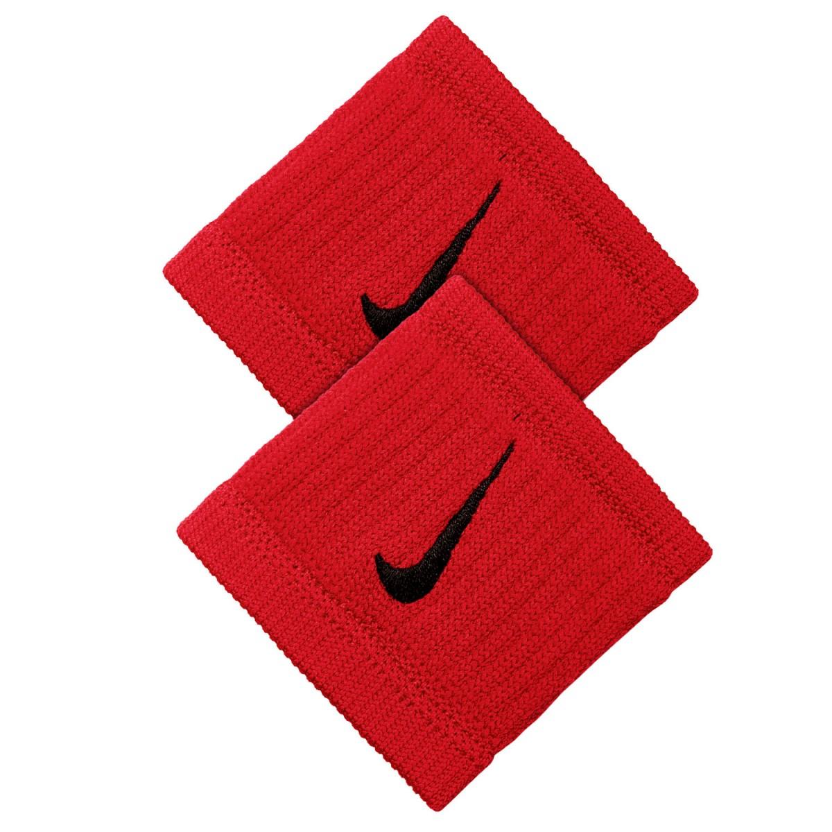 Напульсник Nike Reveal Wristbands red/black