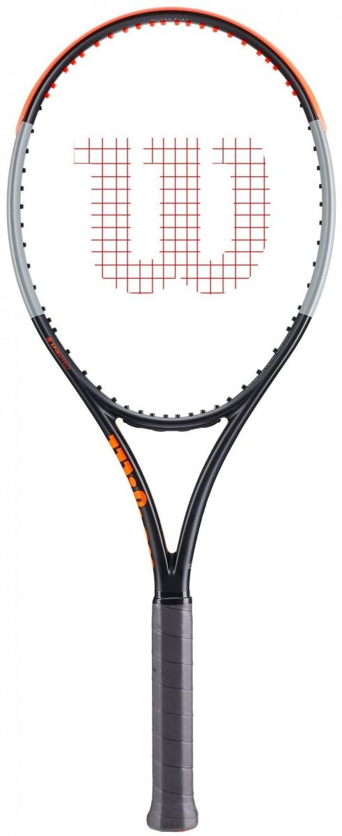Теннисная ракетка Wilson Burn 100ULS V4.0
