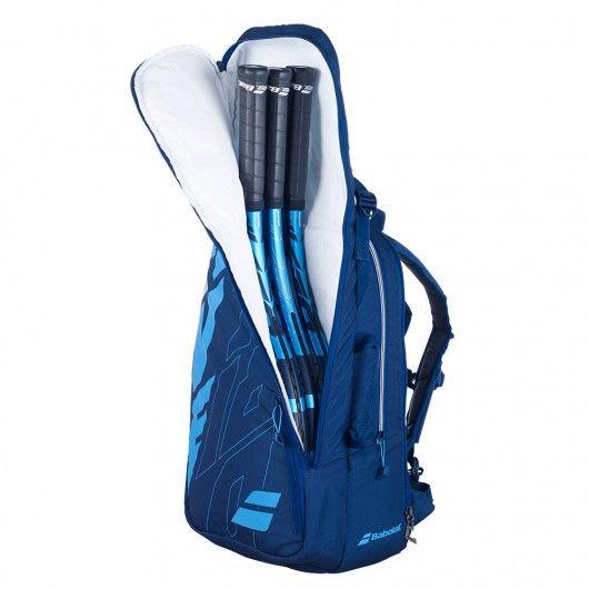 Теннисный рюкзак Babolat Pure Drive 2021 blue