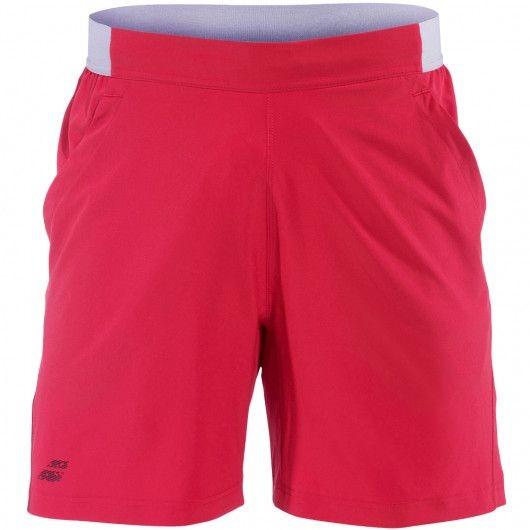 Детские теннисные шорты Babolat Performance Short Boy red/white