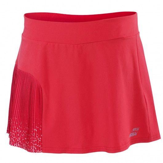 Теннисная юбка детская Babolat Performance Skirt Girl hibiscus