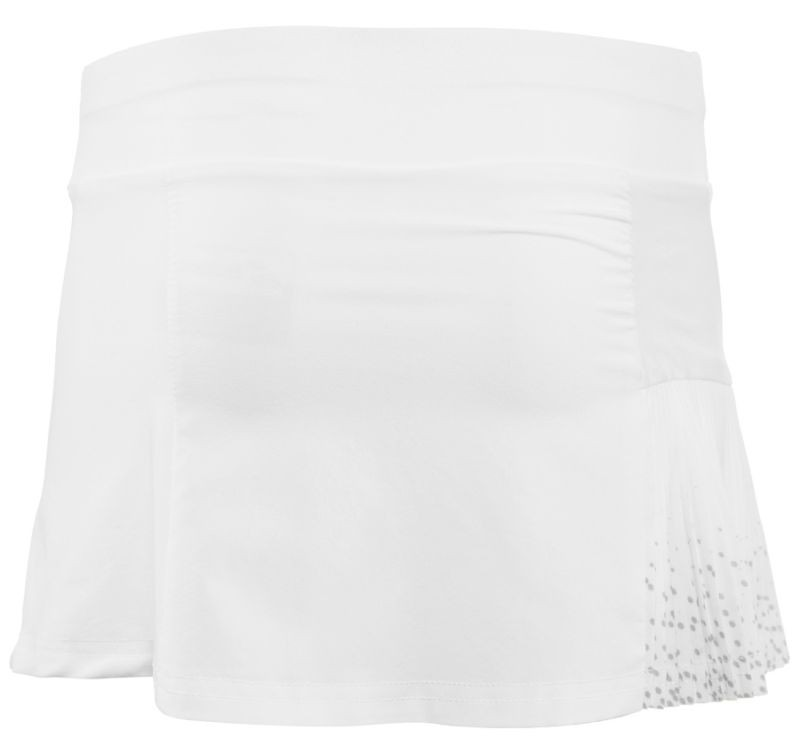 Теннисная юбка детская Babolat Performance Skirt Girl white/silver