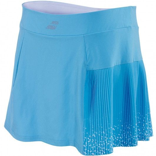 Теннисная юбка детская Babolat Performance Skirt Girl horizon blue