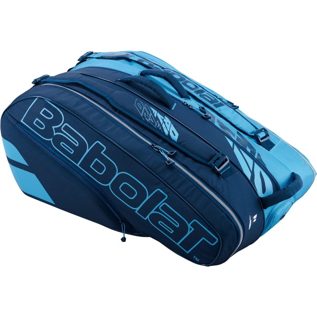Теннисная сумка Babolat Pure Drive x12 blue