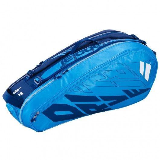 Теннисная сумка Babolat Pure Drive x6 blue
