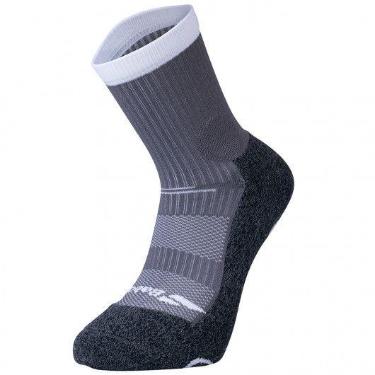 Babolat Pro 360 Sock Men 1-pack rabbit/white