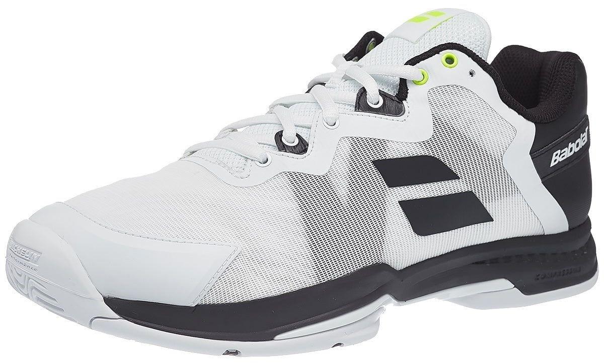 Теннисные кроссовки мужские Babolat SFX 3 All Court Men black/silver