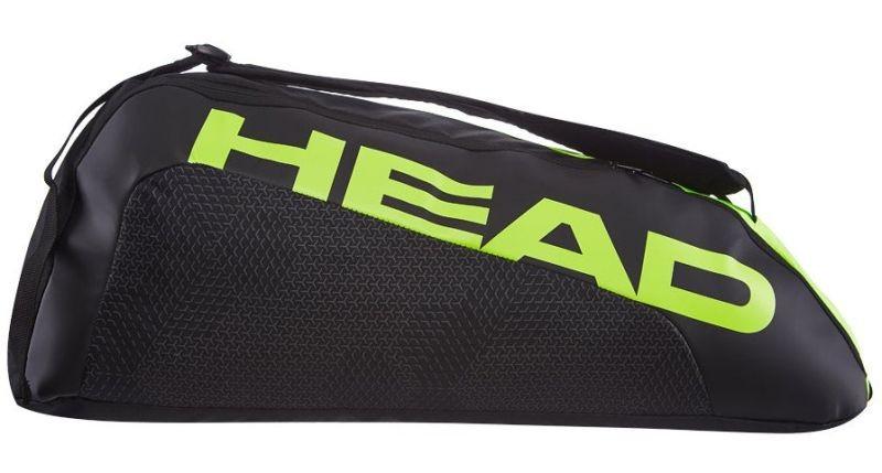 Теннисная сумка Head Tour Team Extreme 9R Supercombi black/neon yellow