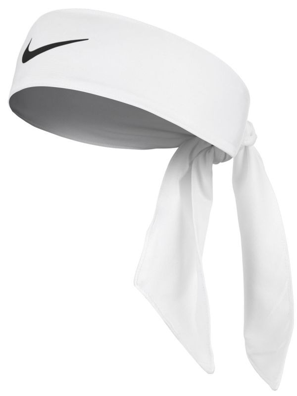 Бандана Nike Tennis Headband white/black