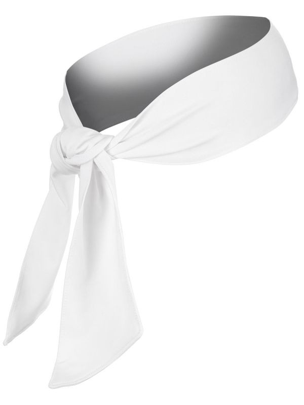 Бандана Nike Tennis Headband white/black