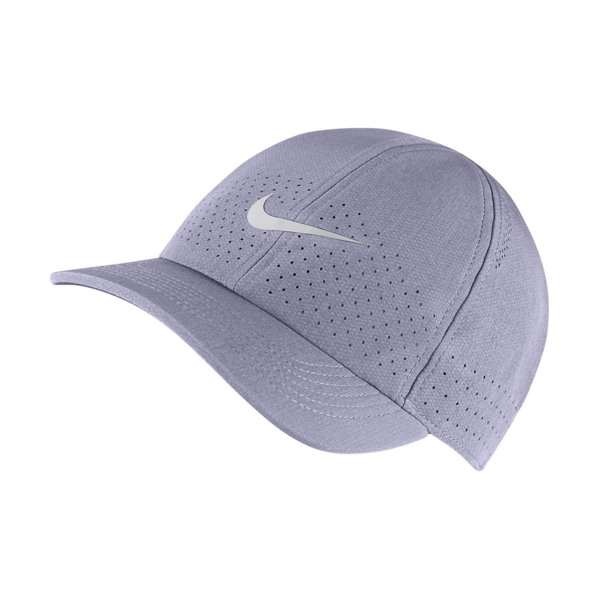 Теннисная кепка Nike Court Aerobill Advantage Cap indigo haze/white