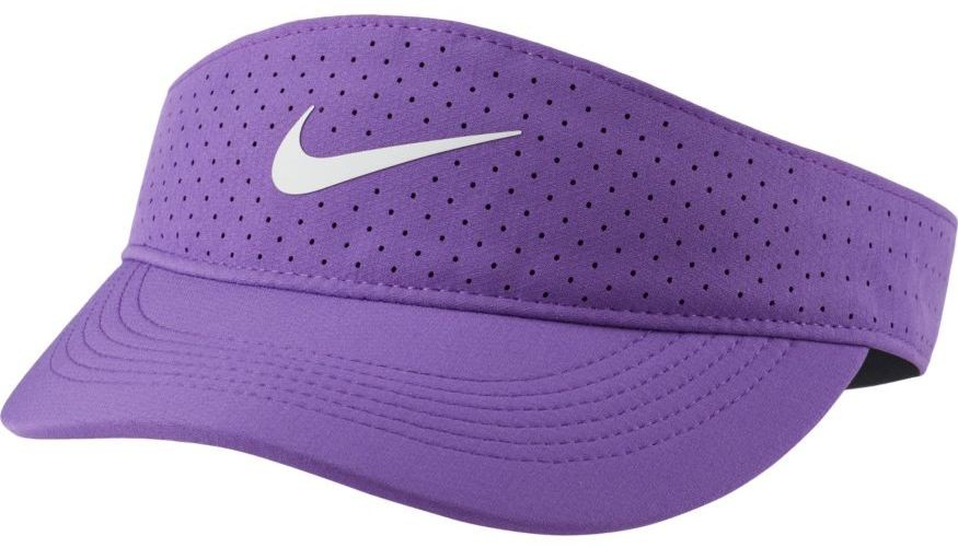 Козырек Nike Court Womens Advantage Visor wild berry
