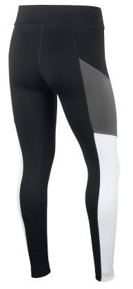 Легинсы детские Nike Trophy Girl's Training Tights black/white/dark grey