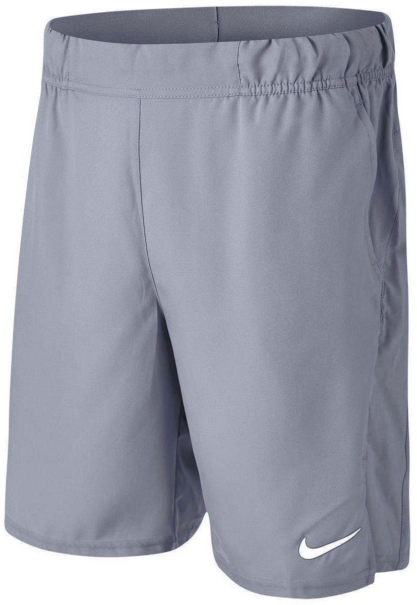 Теннисные шорты мужские Nike Court Flex Victory 9IN Short indigo gaze/white