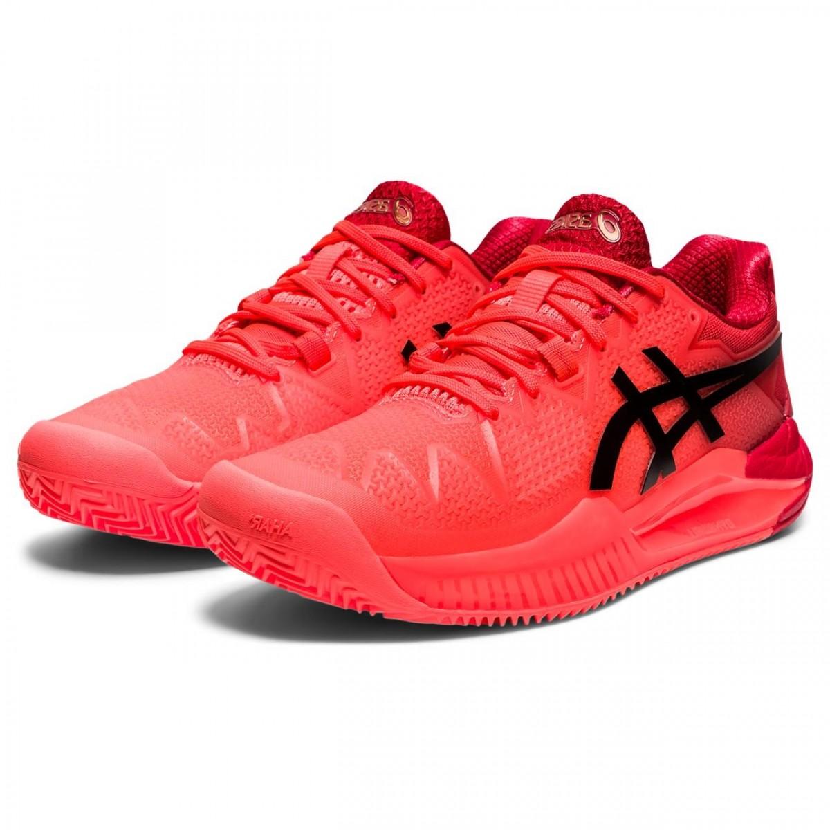 Теннисные кроссовки женские Asics Gel-Resolution 8