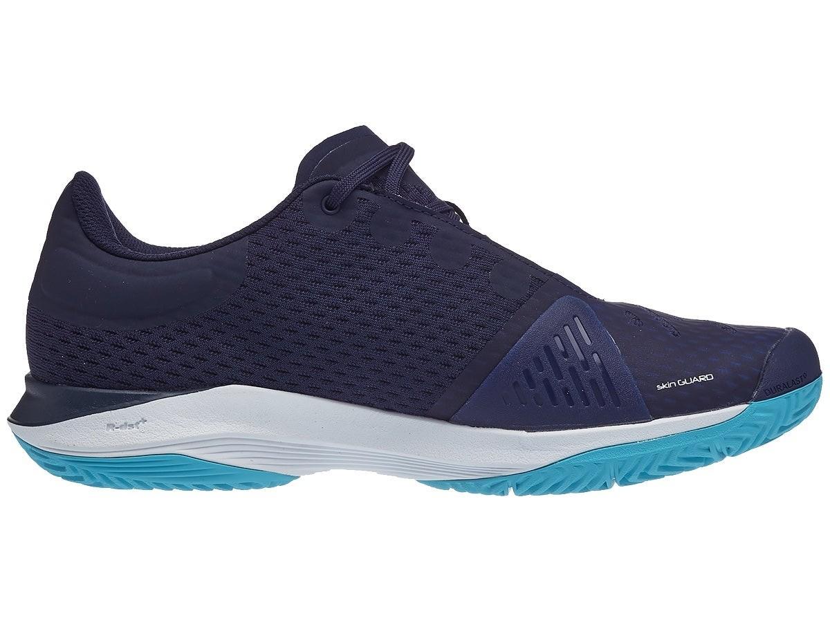 Теннисные кроссовки мужские Wilson Kaos 3.0 peacoat/white/scuba blue