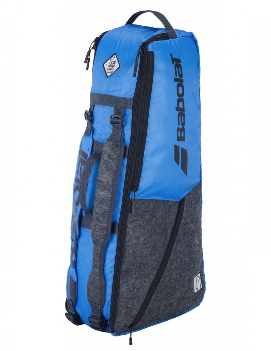 Теннисная сумка Babolat Racket Holder 6 EVO blue/grey