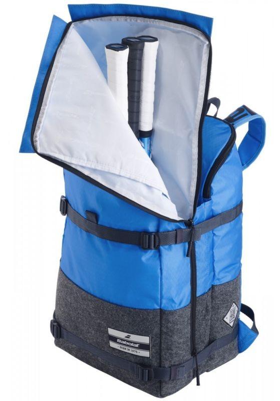 Теннисный рюкзак Babolat Evo 3+3 2021 blue/grey