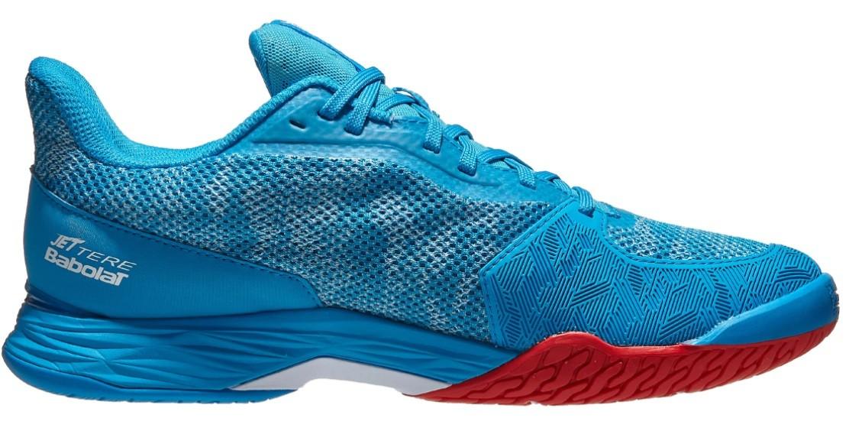 Теннисные кроссовки мужские Babolat Jet Tere All Court Men hawaiian blue