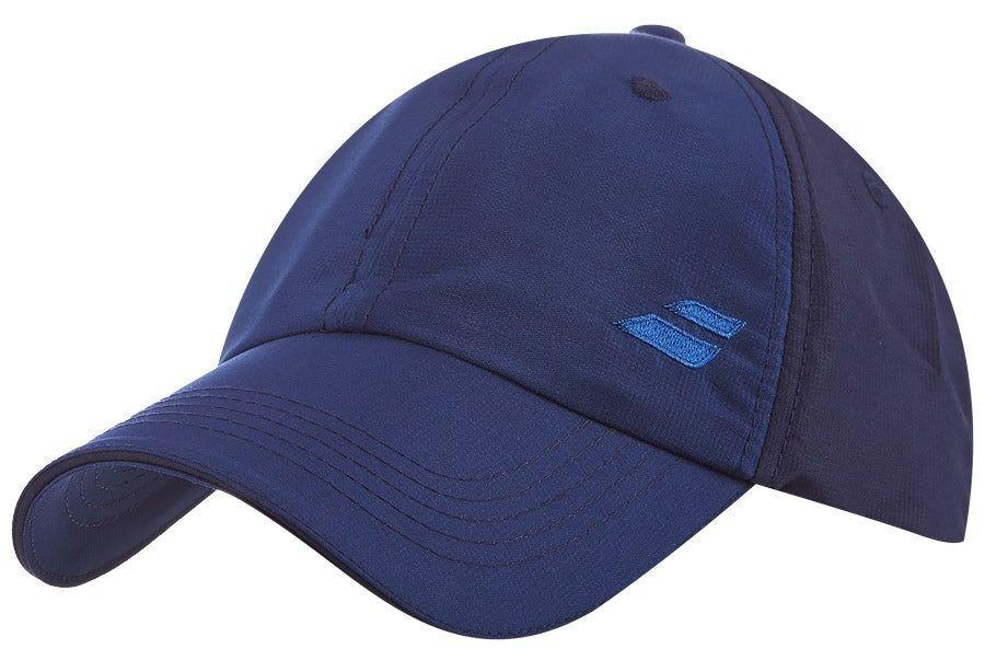 Кепка детская Babolat Basic Logo Cap Junior estate blue