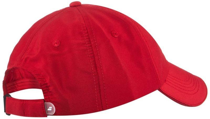 Кепка детская Babolat Basic Logo Cap Junior tomato red