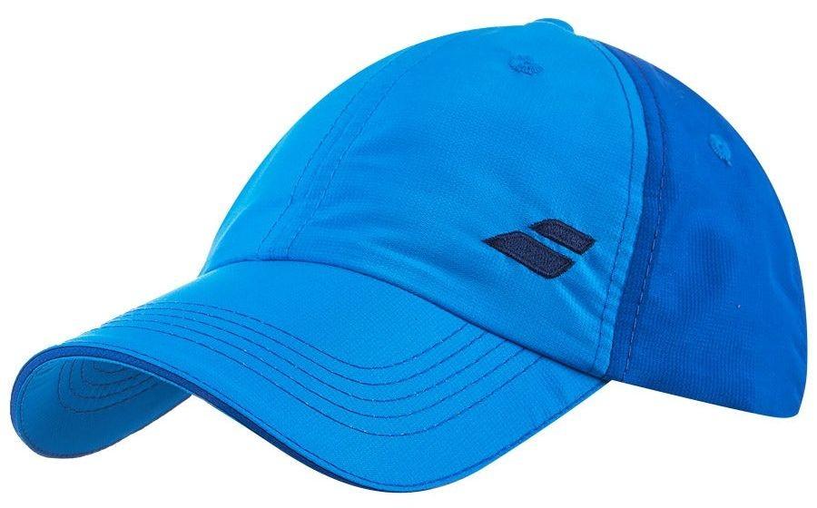 Теннисная кепка Babolat Basic Logo Cap blue aster