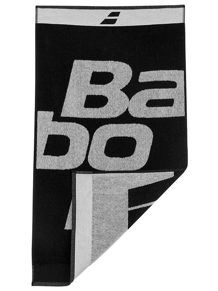Полотенце Babolat Medium Towel black/white