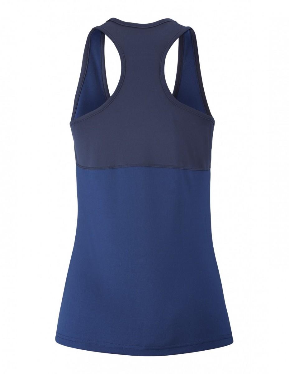 Теннисная майка детская Babolat Play Tank Top Girl estate blue