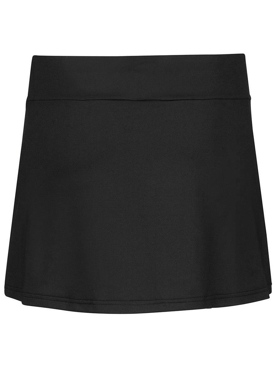 Теннисная юбка детская Babolat Play Skirt Girl black/black
