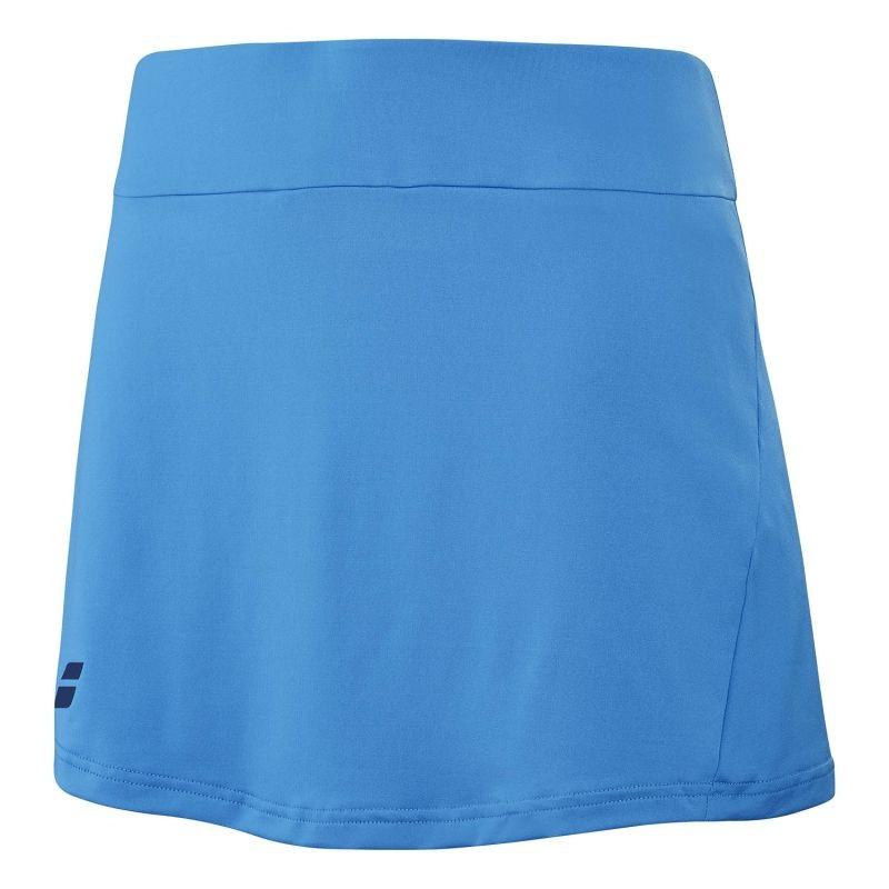 Теннисная юбка детская Babolat Play Skirt Girl blue aster