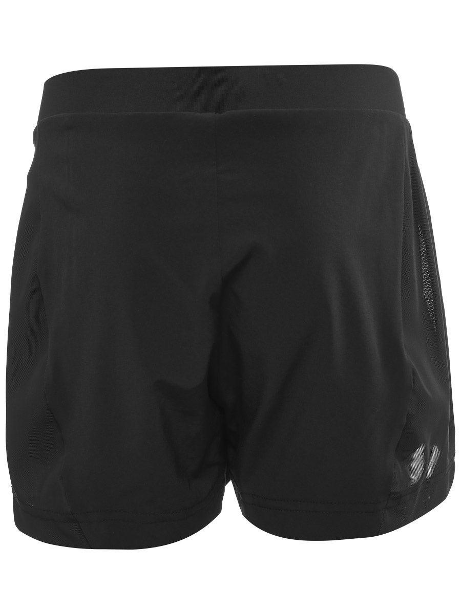 Теннисные шорты женские Babolat Exercise Short Women black/black