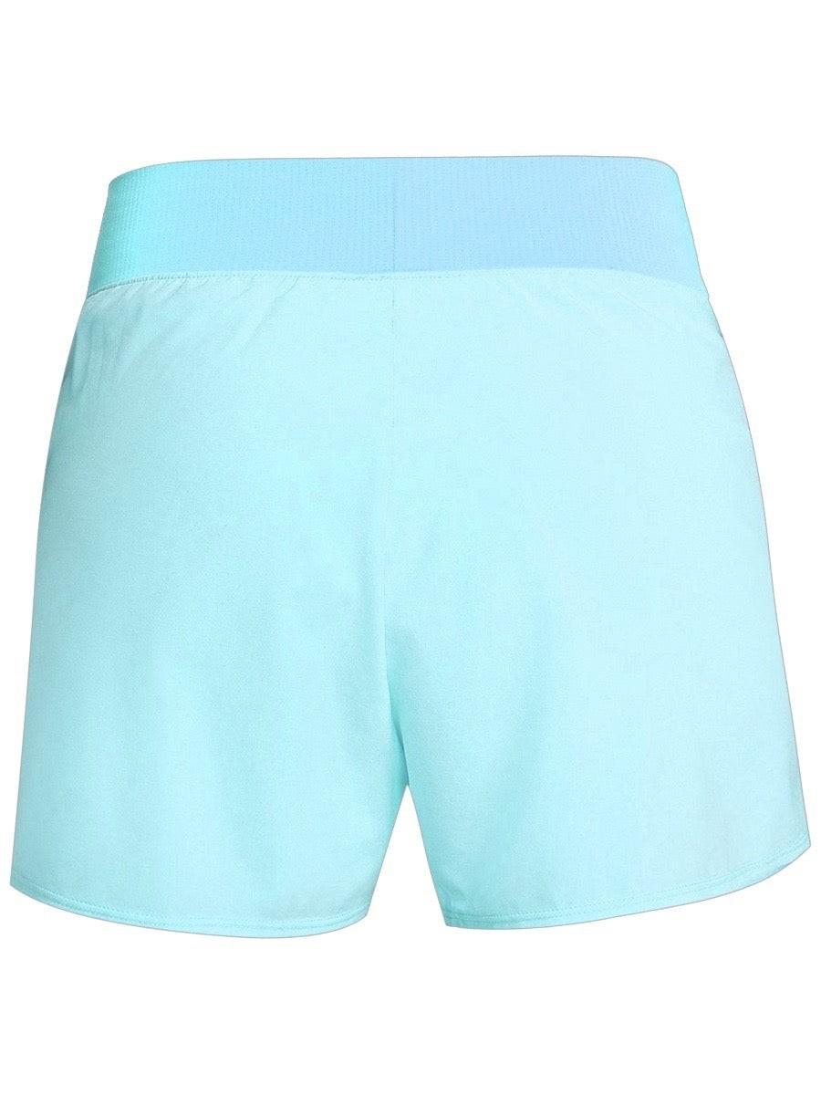 Теннисные шорты женские Nike Court Victory Short copa/black