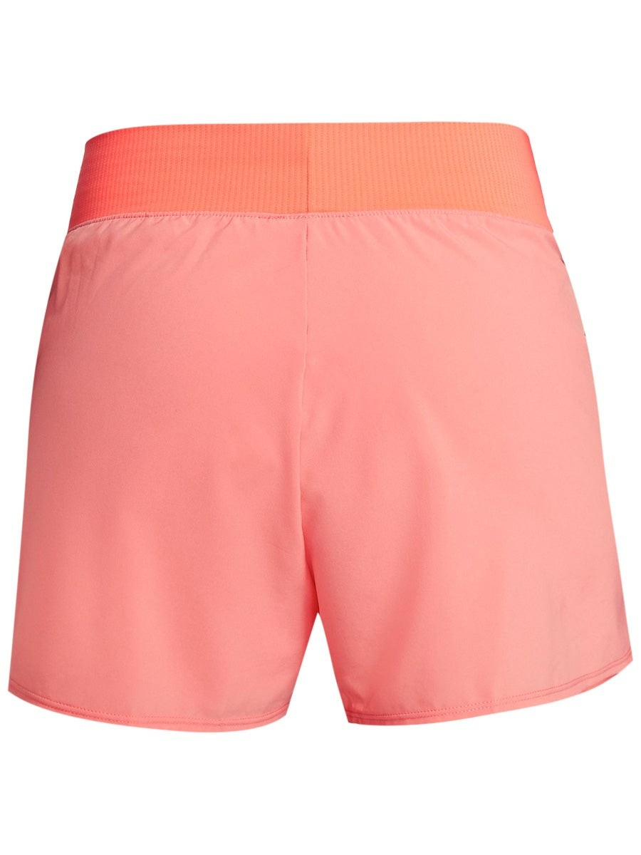 Теннисные шорты женские Nike Court Victory Short crimson bliss/black