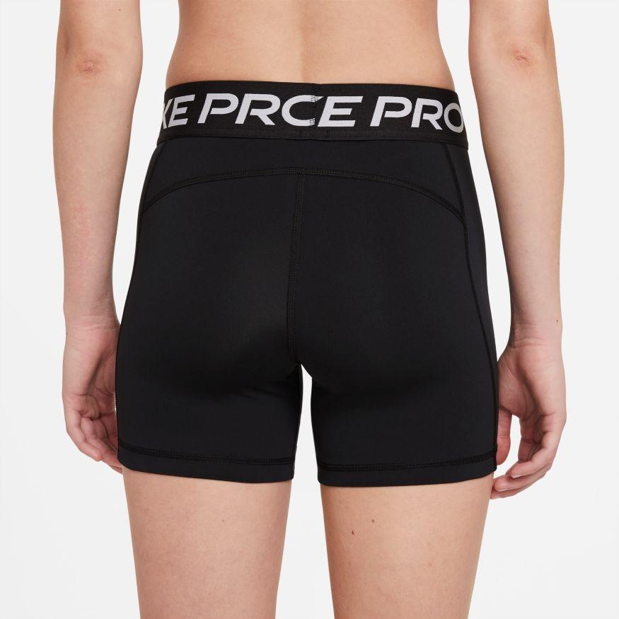 Теннисные шорты женские Nike Pro 365 Short 5in black/white
