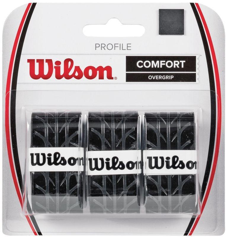 Намотка Wilson Profile (3 шт.) black